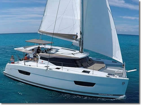 Fountaine Pajot - Lavezzi 40